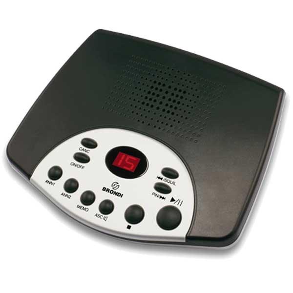 Hypermoderne SD TOP telefonsvarer | Digital Telefonsvarer til fastnet IS-14