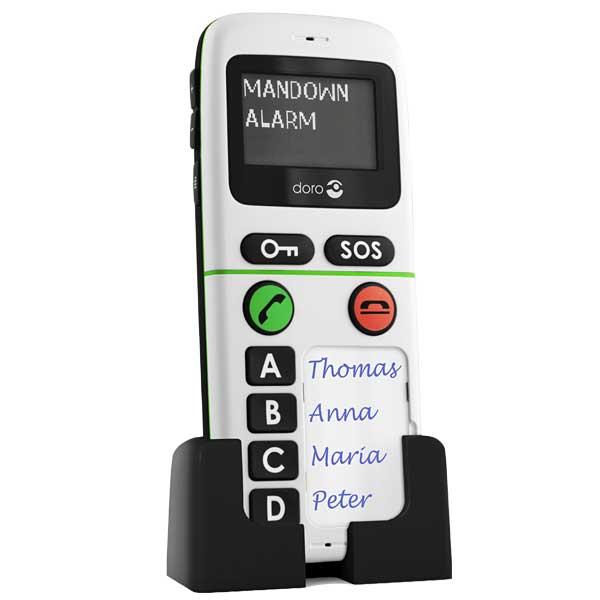 enkel telefon
