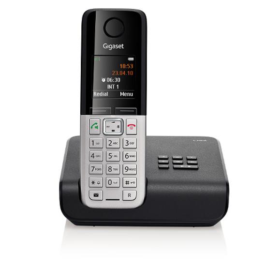 Fabriksnye Gigaset C300A trådløs telefon med telefonsvarer | KØB Her NB-14
