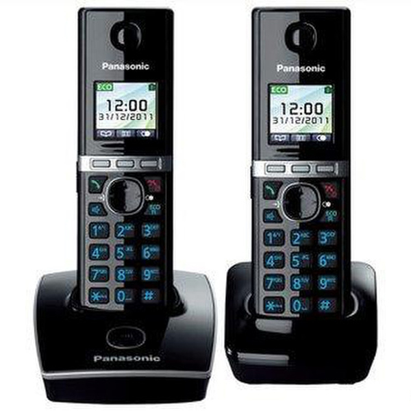 Nye Panasonic trådløs telefon | fastnettelefoner | STORT Udvalg NG-32
