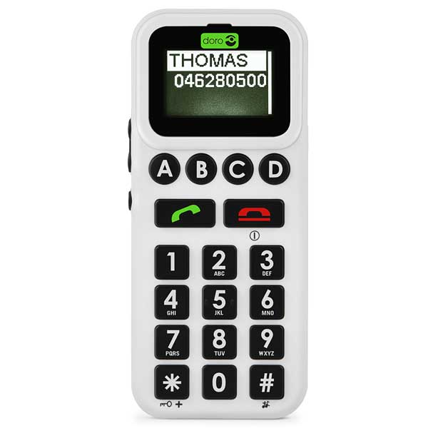 doro mobil för äldre